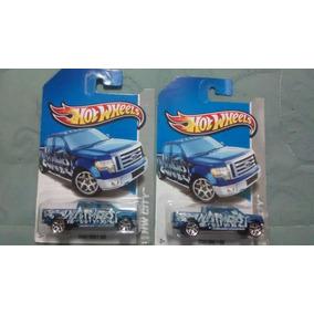 2009 Ford F 150 Azul Lobo Camioneta