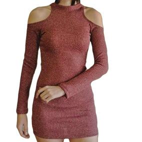 Vestido Tela Morley + Brillo | Lasbarbaras