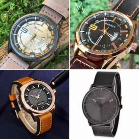 c57fe9a3a253 Relojes Marca Curren 8110 - Relojes Curren en Mercado Libre Chile