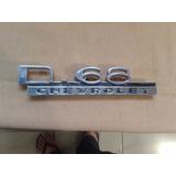 Emblema Caminhão Chevrolet D68