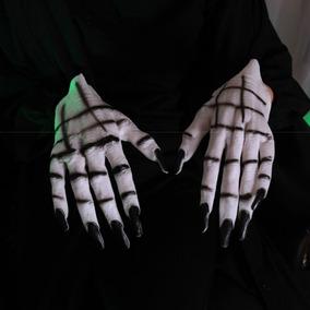 Halloween Disfras Guantes De Fantasma Y Lobo