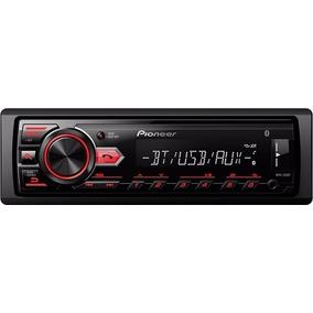 Auto Estéreo Lcd Bluetooth Usb Pioneer Mvh-295bt Env Gratis