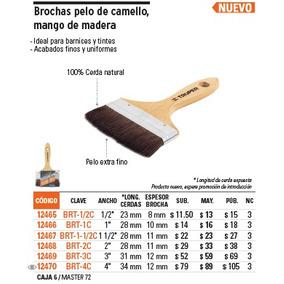Pinceles Pelo De Camello Redondo en Mercado Libre México b138ec8ec86f