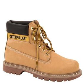 08543636979de Botas Hombre Caterpillar Nayarit Color Primario Amarillo - Botas y ...