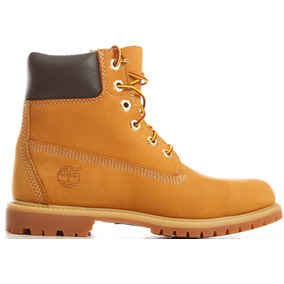 Borcegos Timberland Mujer - Premium Boot 6inch