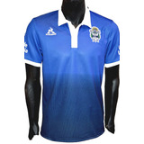Camiseta Gimnasia De La Plata Alternativa Lecoq Sportif 2017