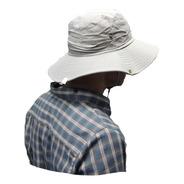 Gorro Sombrero Secado Rapido Ala Grande Mujer Hombre Gorra