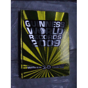 Libro Guinness World Records 2009 , 287 Paginas