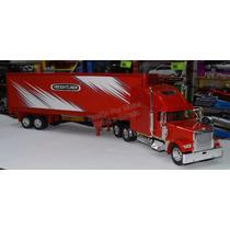 1:32 Freightliner Xl C Caja Seca Contenedor New Ray Trailer