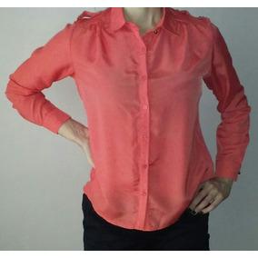 Combo Camisas Con Tachas Color Naranja