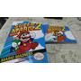 Nes Super Mario Bros 2 Custom Box + Custom Manual