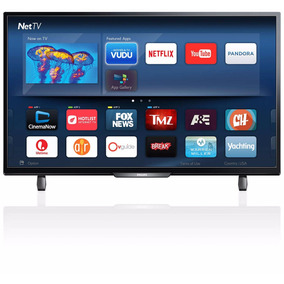 Smart Tv Pantalla Led Philips 40 Pulgadas Full Hd Netflix