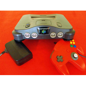 Video Game Nintendo 64 Original! Único Dono! Made In Japan!