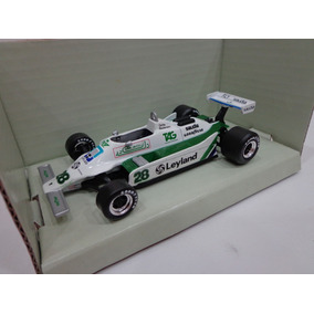 Williams Fw07 Carlos Reutemann 1980 1/43 Rba