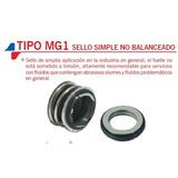 Sellos Mecanicos Tipo Mg1 20mm