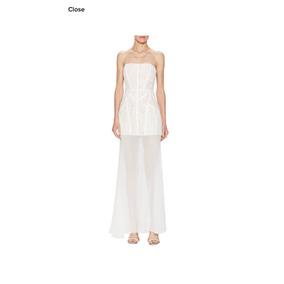 Vestido Bcbg Talla 8 Nuevo Ideal Para Bautizo Boda O Civil