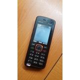 Nokia 5220 Rojo Excelente !!! Envio Gratis!!!