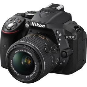 Nikon D5300 Kit 18-55vr Wifi En Stock !!!