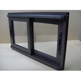 Aberturas de aluminio color bronce aberturas en mercado for Ventanas de aluminio color bronce