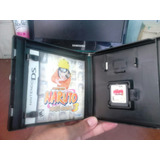 Juego Naruto Ninja Council 3 Nintendo Ds Lite