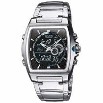Reloj Casio Edifice Efa120 Antirayas Termometro Oferta