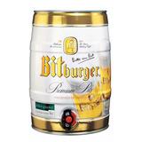 Barril Cerveza Premium Bitburger 5l.importada De Alemania!!
