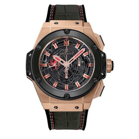 Hublot King Power Spider Bang Edição Limitada