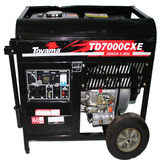 9021ffce4d5 Gerador Diesel 7000 Partida Elétrica 127 220 Seminovo Toyama