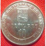 Monedas De 2016 Unc De 10, 50 Y 100 Lote De 6 Bs 120._