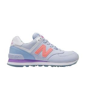Zapatillas New Balance Originales Modelo 574 Mujer Y Hombre