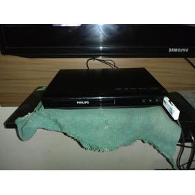 Dvd Player Philips Dvp-2850 Raridade (ñ Sony/pionner)+brinde