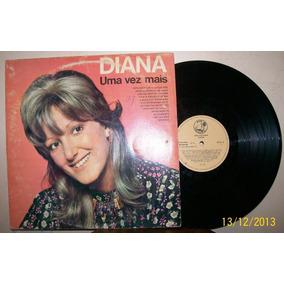 Lp Diana Uma Vez Mais 1973 Rossini Pinto Pos Jovem Guarda
