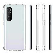 Estuche Protector Alpha Xiaomi Mi Note 10 Lite - Transparent