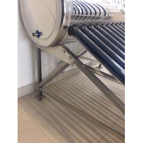 Calentador Solar (12 Tubos) 150 Litros Hoy Promoción