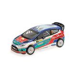 Ford Fiesta Rs Wrc #3 Australia 1/18 Minichamps- Gr Minicars