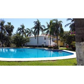 Casa Amueblada 3 Recamaras 4 Baños Con Muelle De 41