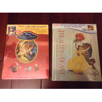 Disney La Bella Y La Bestia Steelbook Best Buy Y Blu Ray Nvo