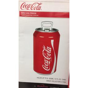 Mini Refrigerador Coca Cola Y Miller Lite