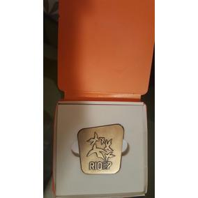 Medalha De Bronze Do Pan-americano Original Rio 2007.