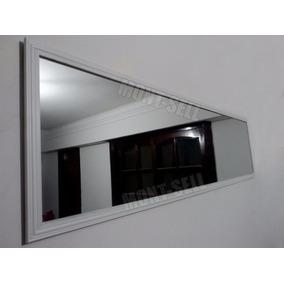 Espejos 1.25x35 Decoracion Colores Fucsia Verde Blanco Negro