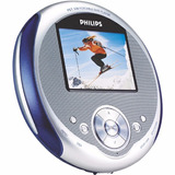 Discman Walkman Reproductor Cd Dvd Mp3 Pantall Philips Nuevo