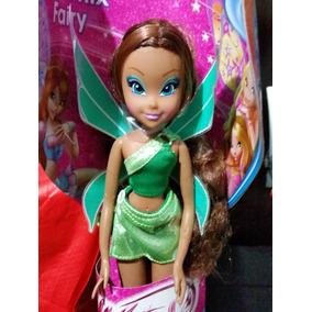 Boneca Fada Winx Aisha - Charmix Fairy - Cotiplas - Nova