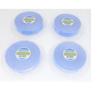 Fita Lace Front Azul 36 Metros- Walker Tape- Kit Com 4 Fitas