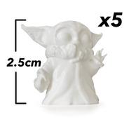Baby Yoda Para Rosca De Reyes (5 Unidades)