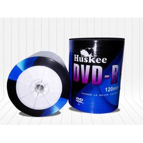 Dvd Virgen Huskee 8x