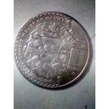 Moneda De 50 Pesos Coyolxauhqui 1982 Y 1984