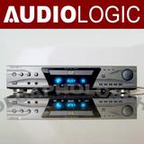 Audiologic Dvd 2040 Reproductor De Cd Dvd Y Cd Con Karaoke