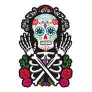 Cartel Día De Los Muertos
