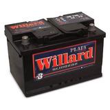 Bateria Auto Willard Ub740 12x75 Alfa Romeo 147 Ts