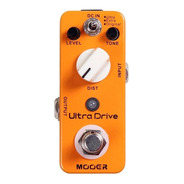 Pedal Mooer Ultra Drive Distorsion (ver Video)